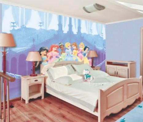 Натяжні стелі в дитячій кiмнатi 4